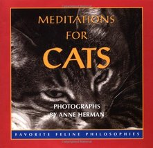 Meditations For Cats Herman, Anne and Books, Watershed - $9.00