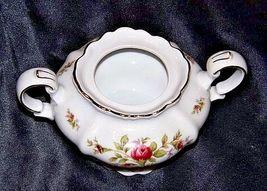 Bavarian German China Set of Johann Haviland (No.48 Sugar Dish) AB 55-K Vintage image 3