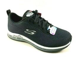 Skechers 12644 Black Skech-Air Air Cooled Memory Foam Lace Up Sneakers - $79.00