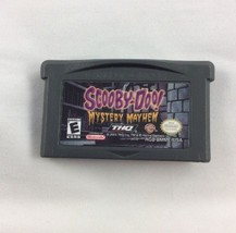 Game Boy Advance Scooby-Doo Mystery Mayhem Video Game Cartridge. FREE Sh... - $7.00