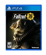 Fallout 76 Standard Edition, PS4, Bethesda - $104.99
