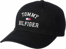 Tommy Hilfiger Men's Tommy Hat Embroidered Branding Logo Baseball Cap 6950130 image 11