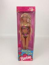Vintage 1994 Mattel 12446 Tropical Splash Scented Barbie - SEALED Bikini... - $23.71