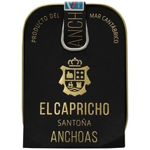 Spanish Anchovies in Extra Virgin Olive Oil - 1 tin - 3.3 oz - $31.23