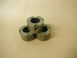 (Qty 3) 1210 X 1 DODGE TAPER LOCK BUSHING MISSING HARDWARE - $16.50