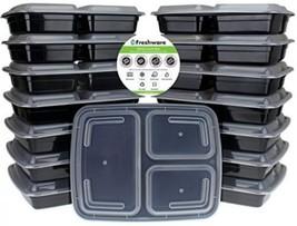Food Storage Organizer,Meal Prep 15PCs 32Oz BFA... - $11.02