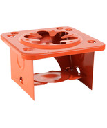 Orange Single Burner Camping Folding Stove - $14.99