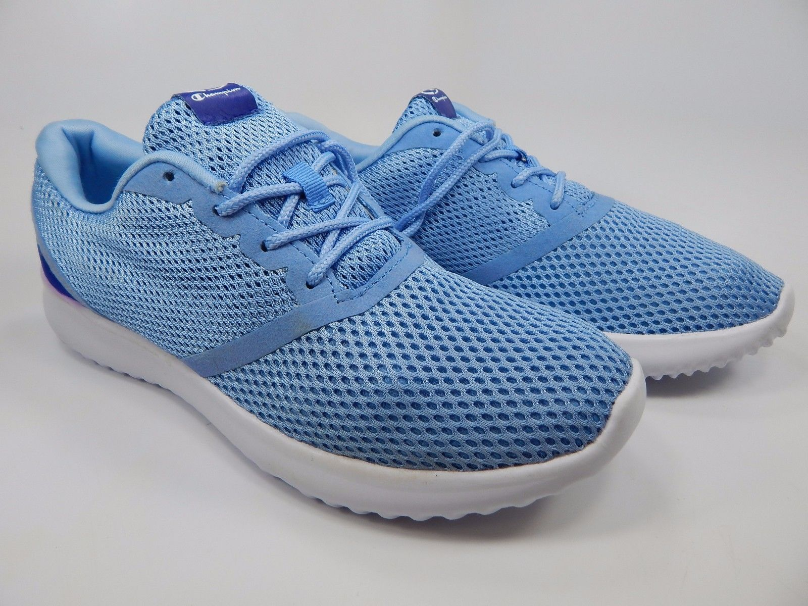 Champion Women's Athletic Sneakers Running Shoes Size US 9 M (B) EU 41.5 Blue