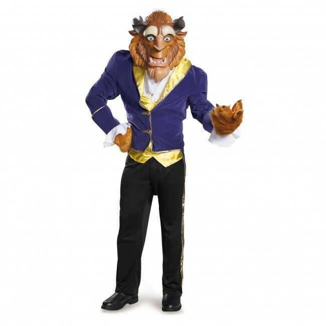 Disguise Belle et la Bête Ultra Prestige Adulte Hommes Déguisement Halloween