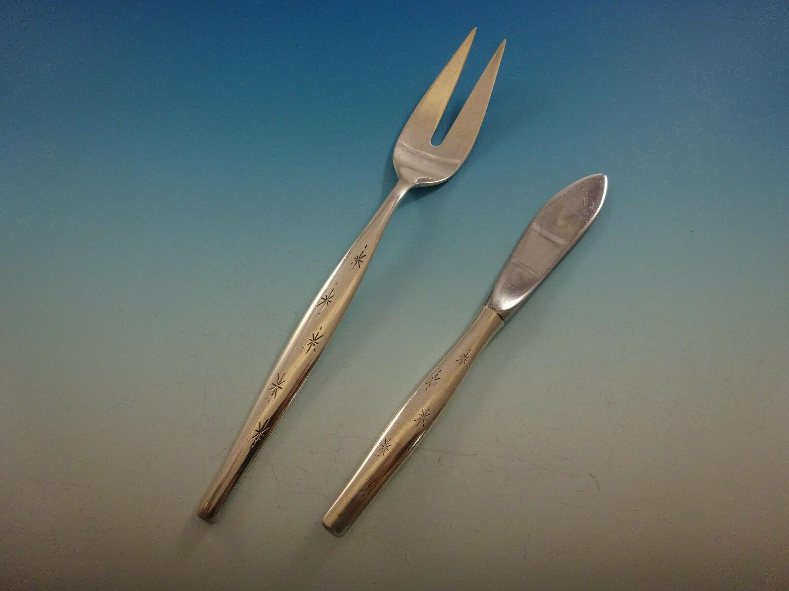 "ESTATE STERLING FINE ARTS CROWN PRINCESS MODERN HOLLOW KNIFE-9 1//8/"" FREE US SHIP"