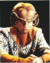 Aron Eisenberg as Nog on Star Trek Deep Space 9 TV Series Autographed Photo - $48.26