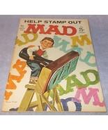 Mad Sarcastic Humor Comic Magazine No. 78 April 1963 Alfred E Neuman - $9.95