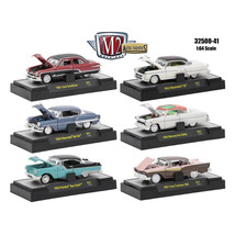 Auto Thentics 10th Anniversary 6 Piece Set Release 41 IN DISPLAY CASES 1... - $60.54