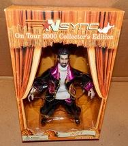Joey Fatone 2000 NSYNC Collectible Marionette Doll By Winterland NIB 166M - $9.49