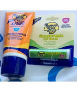 Banana Boat Ultra Sport 30 & Sunscreen Lip balm - $9.90