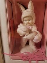 "Snowbunnies Springtime Stories Boy Bunny Fig ""I'll Love You Forever"" #26... - $19.85"