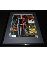 No One Lives Forever 2002 PS2 11x14 Framed ORIGINAL Vintage Advertisement - $34.64