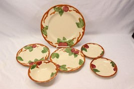 Franciscan Apple England Lot of 6 - $48.99