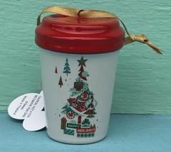 Disneyland Disney Parks 2019 Starbucks Christmas Ornament Red NWT - $21.95