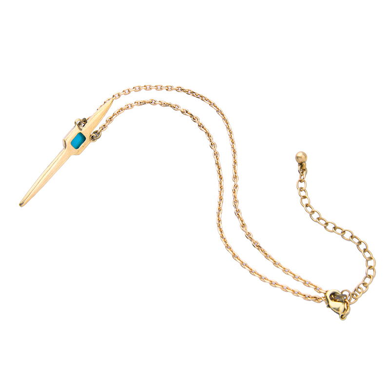 Necklaces for Women New Trending Geometric Pendants Simple Women Bijoux Jewelry