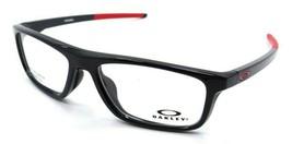 Oakley Rx Eyeglasses Frames OX8127-0455 55-17-133 Pommel Polished Black - $147.00