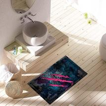 PAG 3D Bathroom Anti Slip Break Pattern Floor Sticker Waterproof Washabl... - $33.76