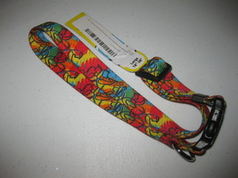 """Yellow Dog Design Jazz Paint Dog Collar Fits Neck 18 to 28"""", Large 1"""" Wide - $15.83"""