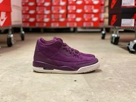 Nike Air Jordan 3 Retro SE Womens Shoes Bordeaux/Sail AH7859-600 NEW Mul... - $99.00