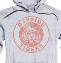 Bayside Tigers saved by the Bell Retro 80s teen sitcom graphic hoodie NBC143 image 2