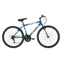Huffy Granite 26 in Women's Mountain Bike 15 Speed Cycle Surface Blue - $128.32