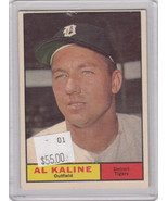 1961 Topps 429 Al Kaline Not Graded - $26.68