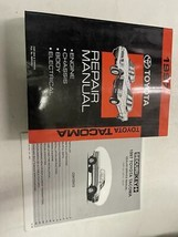 1997 Toyota TACOMA TRUCK Service Repair Shop Workshop Manual Set W Secur... - $138.55