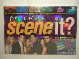 New Friends scene it? The DVD Game Mattel 2005 TV Trivia Optreve Rachel ... - $74.24