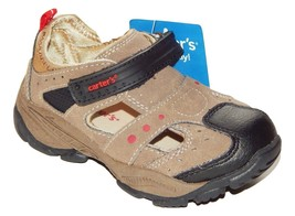 CARTER'S HYPER-10 Boys Walking Trail Shoes Sandals NWT Toddler's Sz. 8 o... - $14.99