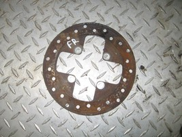 CAN AM 2008 400 OUTLANDER MAX HO 4X4 RIGHT FRONT BRAKE DISC     PART 24,116 - $15.00