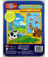 Noah's Ark Magnetic Tin Playset Brand NEW Great Travel Activity - $16.44