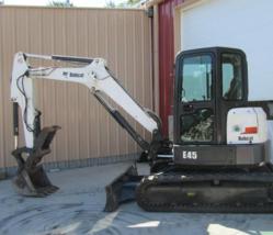 2012 BOBCAT E45 For Sale In Bellingham, Massachusetts 02019 image 1