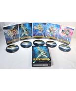 Saint Seiya Collection 1 DVD 5-Disc Set 2006 Rare OOP Out of print - $89.09