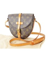 Authentic Vintage LOUIS VUITTON Chantilly PM Monogram Canvas Shoulder Ba... - $429.00