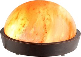 Himalayan Foot Detox Half Dome Lamp   Remove Toxins & Relax Tired & Achy... - $79.99