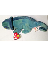 "1997 Rare Ty ""Rainbow"" in Error Actual IGGY Beanie-Babies Retired Errors - $8.42"
