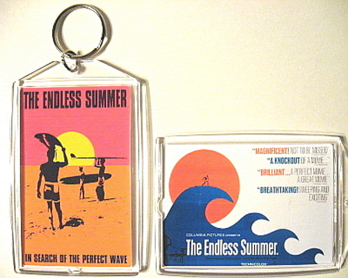 Endless summer perfect wave key chain to post