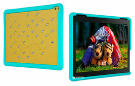 Genuine Lenovo Bumper TWO  Cases for TAB4 10 Plus Kids colourful 3M stic... - $32.25