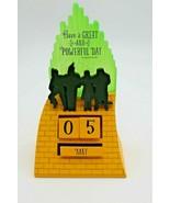 BRAND NEW Wizard of Oz Perpetual Calendar UNIVERSAL STUDIO Warner Bros G... - $19.48