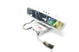 2000-2006 Mercedes Benz W220 S500 S430 Rear View Mirror With Home Link P4656 - $88.19
