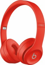 Beats by Dr. Dre - Solo³ Wireless On-Ear Headphones - (PRODUCT)RED Citru... - $197.99