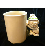Enesco 1979 Vintage Christmas Elves Mugs Cups E-2667 Made in Japan  - $8.00