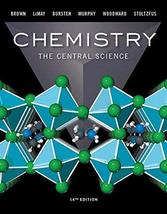 Chemistry: The Central Science (14th Edition) [Hardcover] Brown, Theodor... - $189.95