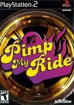 Pimp My Ride - PlayStation 2 [PlayStation2] - $4.50