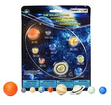 Safari Ltd  Safariology The Solar System - $14.55